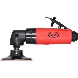 Sioux Tools SAS05S182-20 Right Angle Disc Sander | 0.5 HP | 18000 RPM |  1/4?-20 Spindle Thread