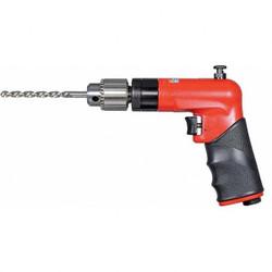 Sioux Tools SSD4P26SRR Stall Pistol Grip Screwdriver | Rapid Reverse | 0.4 HP | 2600 RPM | 20 in.-lb. Max Torque