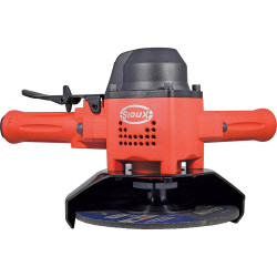 Sioux Tools VG40D807 Vertical Wheel Grinder | 4 HP | 8000 RPM | 5/8?-11 Spindle Thread