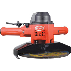 Sioux Tools VG40D609 Vertical Wheel Grinder | 4 HP | 6000 RPM | 5/8?-11 Spindle Thread