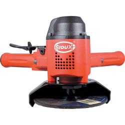 Sioux Tools VG50D807 Vertical Wheel Grinder | 5 HP | 8000 RPM | 5/8?-11 Spindle Thread