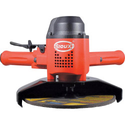 Sioux Tools VG50D609 Vertical Wheel Grinder | 5 HP | 6000 RPM | 5/8?-11 Spindle Thread