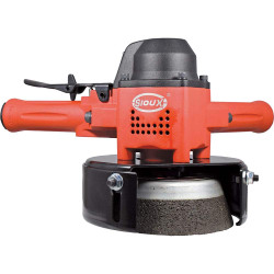 Sioux Tools VG40C606 Vertical Wheel Grinder | 4 HP | 6000 RPM | 5/8?-11 Spindle Thread