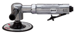 Sioux Tools 5265 Right Angle Air Disc Sander | 7000 RPM | 5/8″-11 Spindle Thread | Rear Exhaust