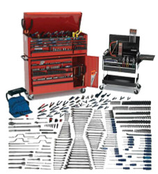 Williams Maxxum Set Fractional Tools Only - 680 Pieces WSC-680SAE