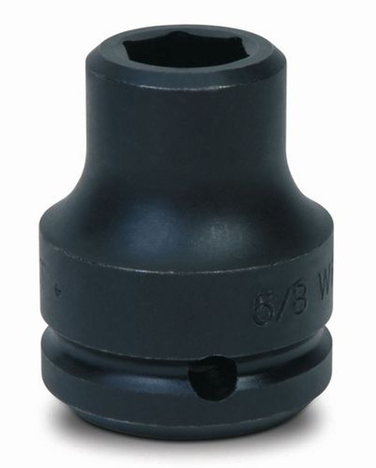 "5/8"" Williams 3/4"" Drive Standard Impact Socket - 6 Pt"