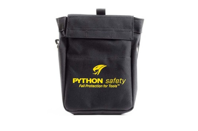 Python Tools At Height Tool Pouch Extra Deep with D-Ring - PCH-TOOLXD