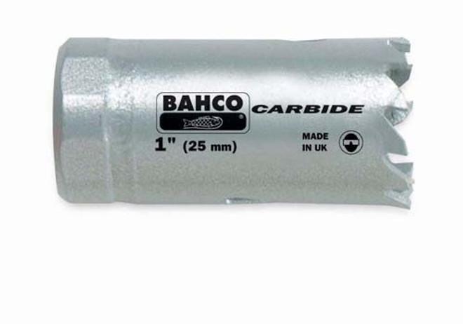 """1"""" Bahco Carbide-Tip Holesaw - Individual Pack - 3832-25"""