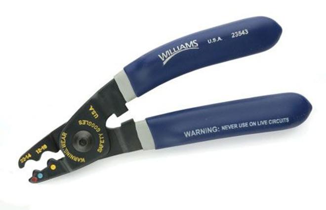 "5 1/2"" Williams Mini-Crimper - 23543"