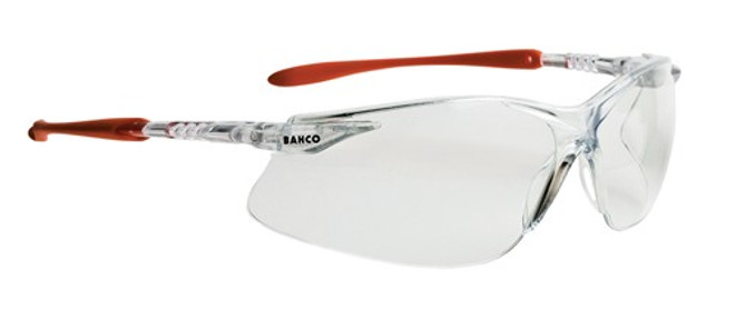 Bahco Safety Glass - Polycarbonate - 3870-SG11