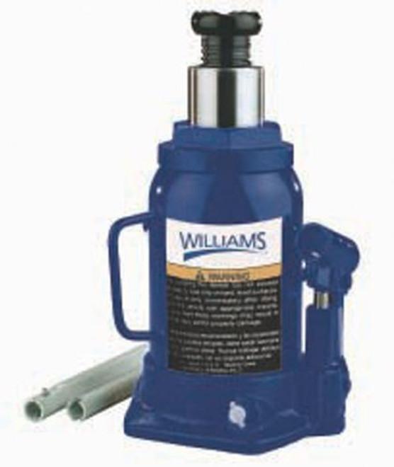 Williams Short 12 Ton Side Pump Bottle Jack - 3S12TV