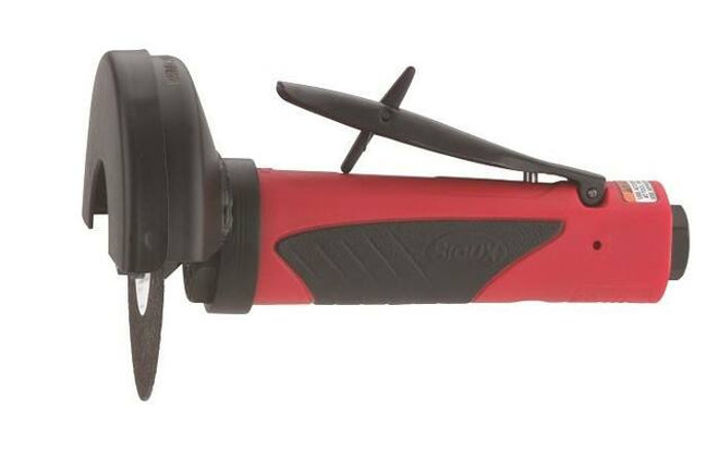 Sioux Tools SCO10S184F Inline Cut-off Tool | 1 HP | 18000 RPM | Front Exhaust