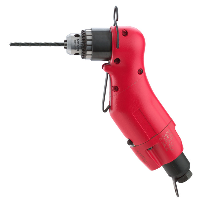 """Sioux Tools 2S2330 Reversible Z-Handle Drill   0.33 HP   2200 RPM   3/8""""-24 Spindle Thread"""