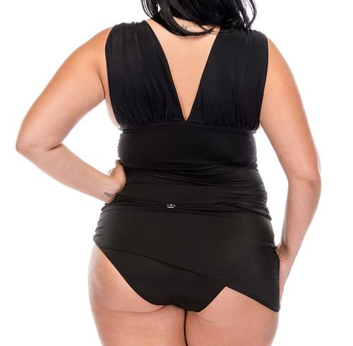 Tankini Swimsuit - Black
