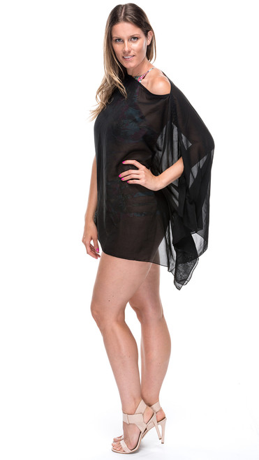 Beach Poncho Cover Up
