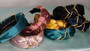 Satin Knot headband-