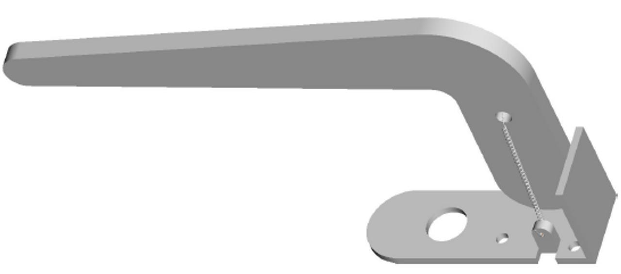 3D model of PRD flag