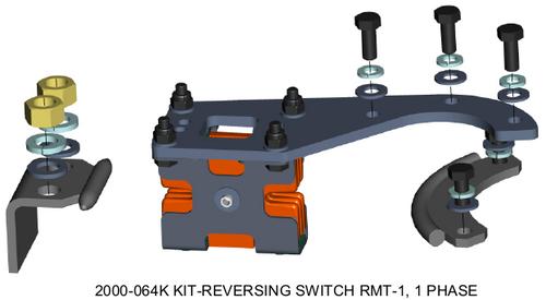 3D model of kit subassembly