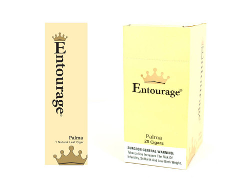Entourage Cigars Palma 25Ct