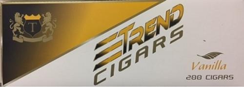 Trend Filtered Cigars Vanilla