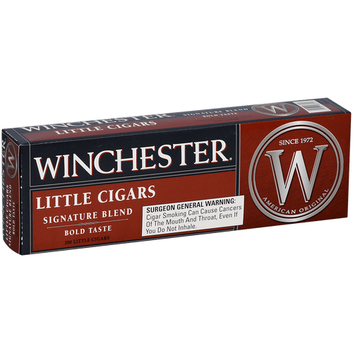 Winchester Little Cigars Signature Blend 100 Box