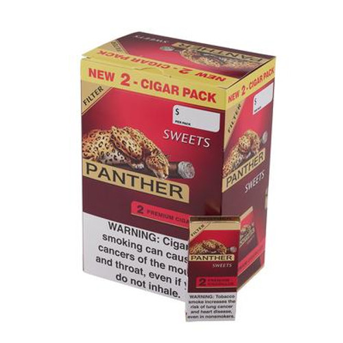 Panther Filter Cigarillos Sweet 30/2