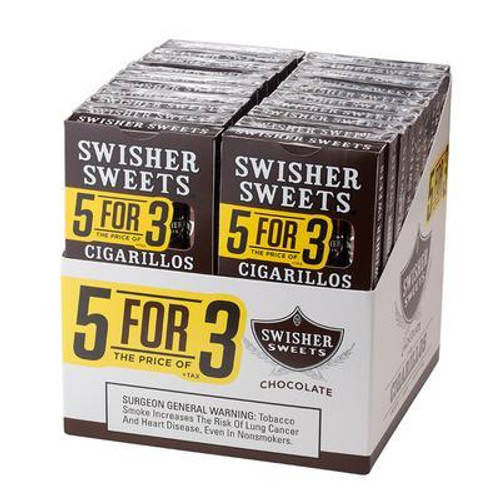 Swisher Sweets Cigarillo Chocolate Pack