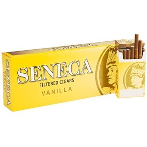 Seneca Filtered Cigars Vanilla