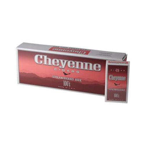 Cheyenne Filtered Cigars Strawberry