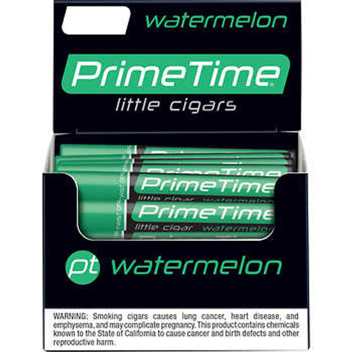 Prime Time Little Cigars Watermelon 50Ct