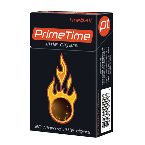 Prime Time Little Cigars Fireball 50Ct