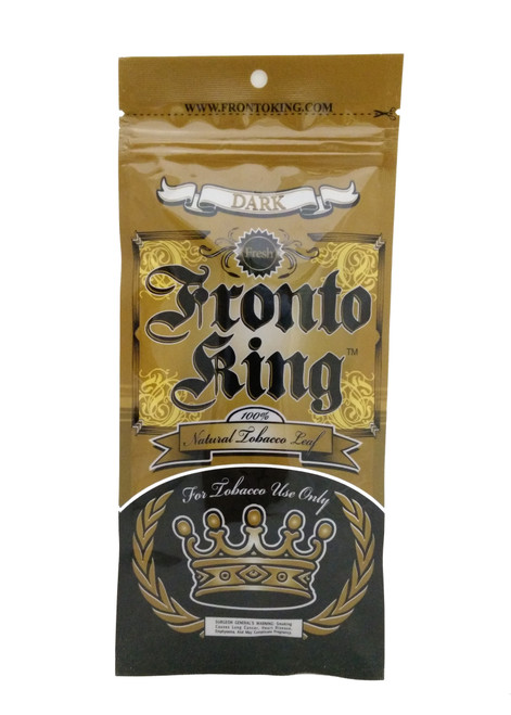 Front King Natural Tobacco Leaf Vanilla