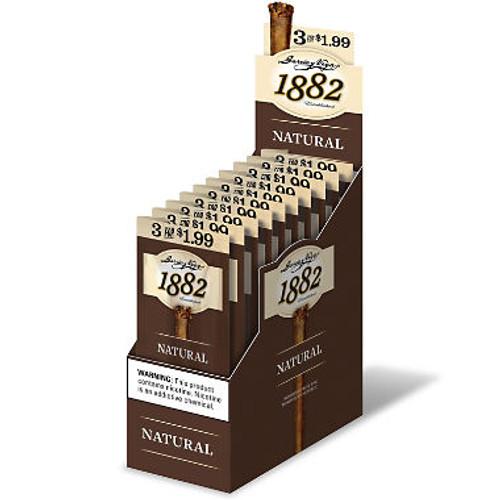 Garcia Y Vega 1882 Natural Cigars 3 for 1.99