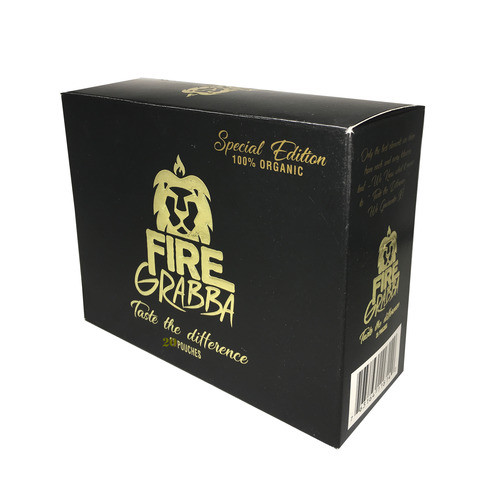 Fire Grabba Cigars Special Edition Black 25Ct
