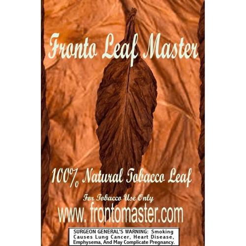 Fronto Leaf Master Cigar Leaf Natural 1Ct