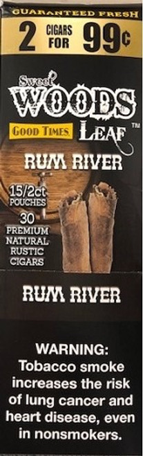 Copy of Good Times Sweet Woods Rum 15 Pouches of 2