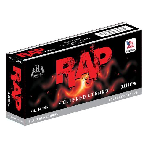 Rap Filtered Cigars Full Flavor