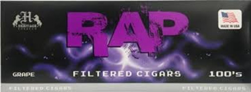 Rap Filtered Cigars Grape