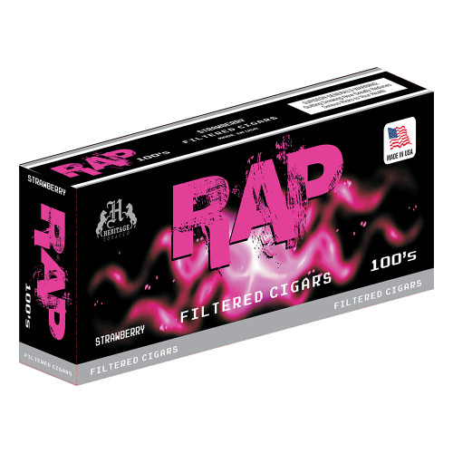 Rap Filtered Cigars Strawberry