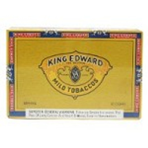 King Edward Imperial Cigars Box