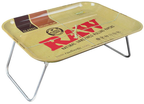 Raw Rolling Tray XXL With Legs