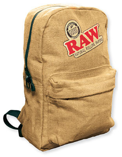 RAW Smokers Smellproof Back Pack