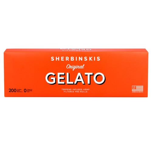 Sherbinskis Hemp Pre-Roll Gelato