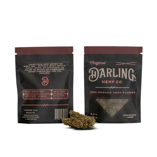 Darling Hemp Flower 1 Gram