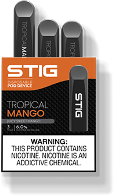 STIG Disposable Pod Device 6% Nicotine