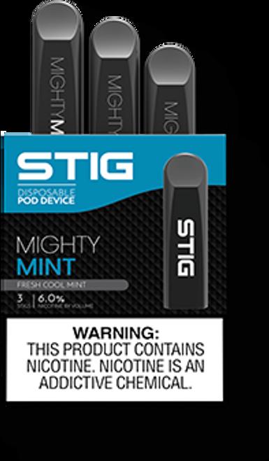 STIG Disposable Pod Device 6% Nicotine