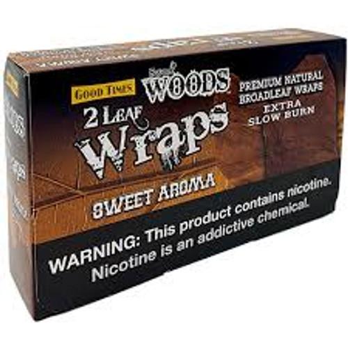 Sweet Woods Sweet Aroma Wraps