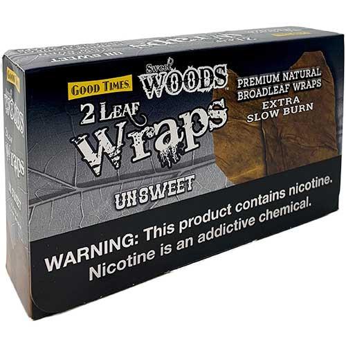 Sweet Woods UnSweet Wraps
