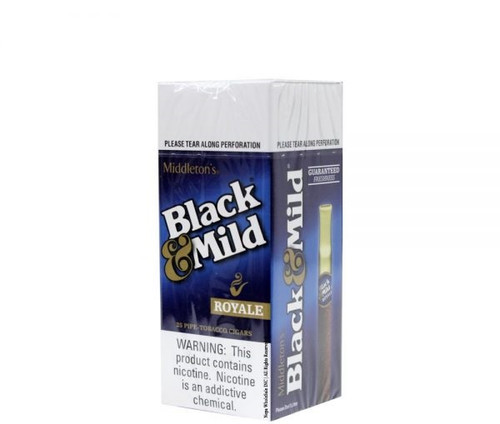 Black & Mild Royale Box