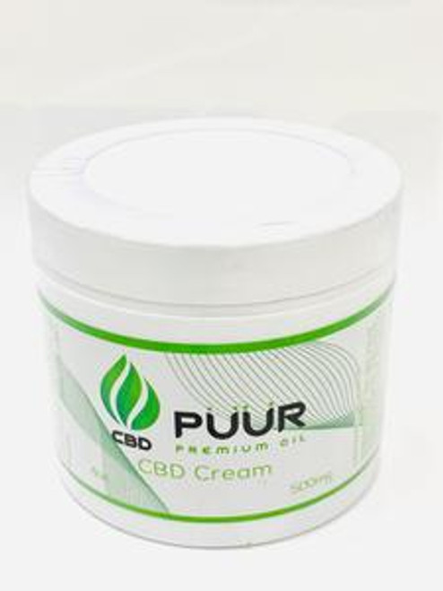 Puur CBD Pain Relief 500MG CBD